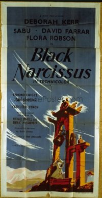 271 BLACK NARCISSUS English 3sh