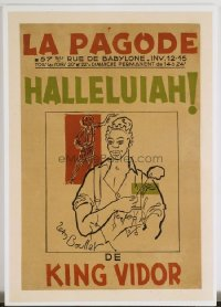 362 HALLELUJAH linen French small