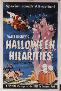 118 HALLOWEEN HILARITIES 1sheet