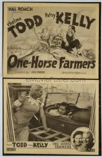 166 ONE-HORSE FARMERS LC