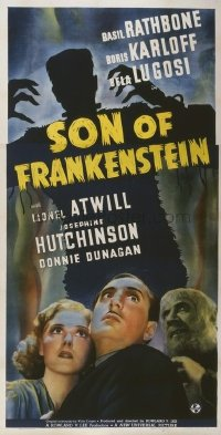 022 SON OF FRANKENSTEIN linen 3sh