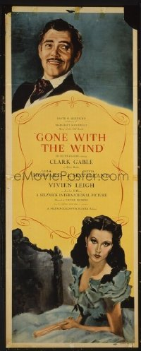 281 GONE WITH THE WIND insert