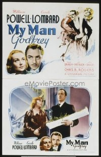 112 MY MAN GODFREY ('36) LC