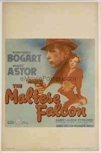 421 MALTESE FALCON ('41) paperbacked WC
