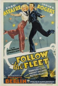 095 FOLLOW THE FLEET linen 1sheet