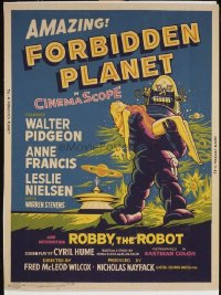 190 FORBIDDEN PLANET UF 30x40