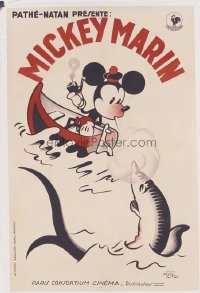 679 MICKEY MARIN linen French