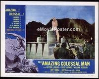 v216c AMAZING COLOSSAL MAN  LC #1 '57 by Hoover Dam!