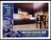 v216d AMAZING COLOSSAL MAN  LC #2 '57 trying to sleep!
