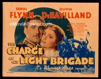 v342a CHARGE OF THE LIGHT BRIGADE ('36)  TC '36 Errol Flynn