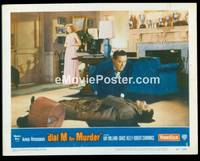 v042e DIAL M FOR MURDER  LC #1 '54 Grace Kelly, Milland