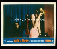 v042a DIAL M FOR MURDER  LC #2 '54 strangling Grace Kelly!