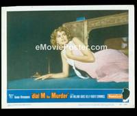 v042c DIAL M FOR MURDER  LC #6 '54 Grace Kelly on floor!