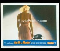 v042b DIAL M FOR MURDER  LC #7 '54 Grace Kelly with phone!