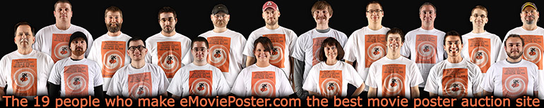 The members of the eMoviePoster.com team