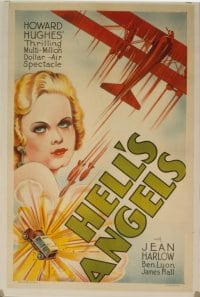 HELL'S ANGELS R1937 1sheet