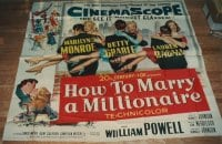 HOW TO MARRY A MILLIONAIRE 6sh
