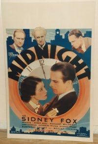 MIDNIGHT ('34) pbacked WC