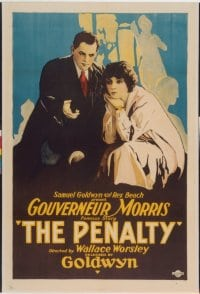PENALTY ('20) linen 1sheet