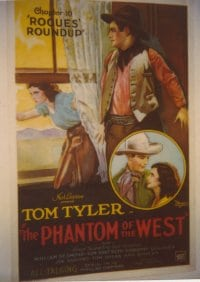 PHANTOM OF THE WEST Chapter 2 1sheet