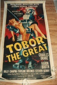 TOBOR THE GREAT linen 3sh