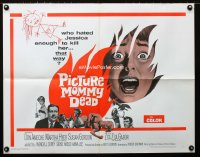 0632FF PICTURE MOMMY DEAD 1/2sh '66 see terror catch fire through a child's eyes!