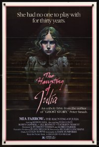 1220FF HAUNTING OF JULIA 1sh '78 Mia Farrow's daughter hasn't had anyone to play with for 30 years!