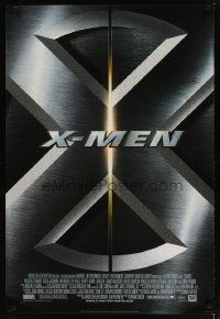 1641UF X-MEN style C 1sh '00 Marvel Comics super heroes, directed by Bryan Singer!