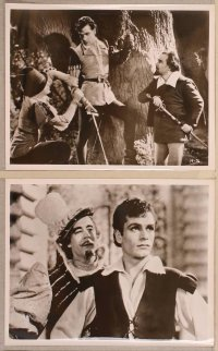 1113 AS YOU LIKE IT 8 11x14 stills R49 Sir Laurence Olivier in William Shakespeare's comedy!