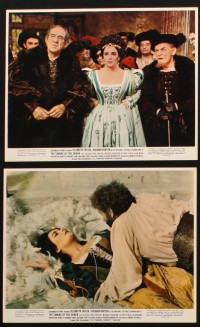 1369 TAMING OF THE SHREW 12 color 8x10 stills '67 Elizabeth Taylor, Burton, Franco Zeffirelli