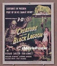 #001 CREATURE FROM THE BLACK LAGOON 3-D WC