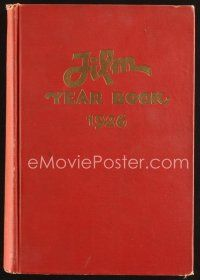 5b166 FILM DAILY YEARBOOK OF MOTION PICTURES 8th edition hardcover book '26 comprehensive!