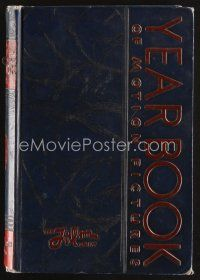 5b167 FILM DAILY YEARBOOK OF MOTION PICTURES 27th edition hardcover book '45 comprehensive!