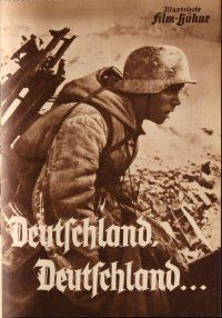 5b210 DEUTSCHLAND, DEUTSCHLAND German program '55 World War II military documentary!