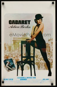 6t364 CABARET Belgian '72 Liza Minnelli sings & dances in Nazi Germany, directed by Bob Fosse!