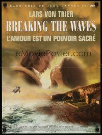 6t324 BREAKING THE WAVES French 15x21 '96 Emily Watson, directed by Lars von Trier, Cannes winner!