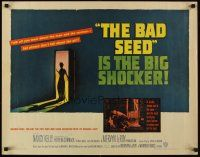 6t161 BAD SEED 1/2sh '56 the big shocker about really bad terrifying little Patty McCormack!