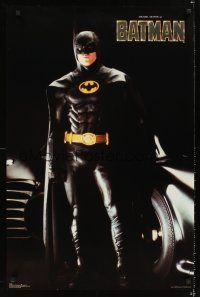 8a587 BATMAN 3 commercial posters '89 Michael Keaton, Jack Nicholson, directed by Tim Burton!