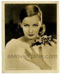 1m426 GRETA GARBO 8x10.25 still '26 great head & shoulders portrait from The Temptress!