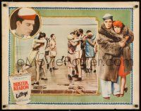 3t196 COLLEGE 1/2sh '27 Buster Keaton comedy classic, 3 images of the Great Stone Face!