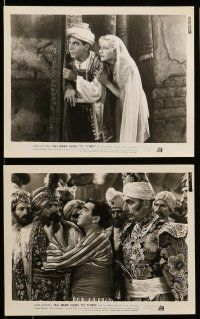 9s356 ALI BABA GOES TO TOWN 8 8x10 stills '37 Eddie Cantor with sexy June Lang!