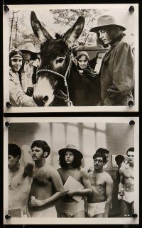 9s182 ALICE'S RESTAURANT 17 8x10 stills '69 Arlo Guthrie, musical comedy directed by Arthur Penn!