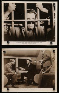 9s205 PEOPLE'S ENEMY 15 8x10 stills R47 Preston Foster, Melvyn Douglas, The Racketeers!
