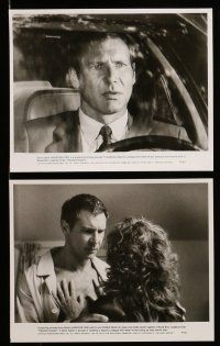 9s206 PRESUMED INNOCENT 15 8x10 stills '90 Harrison Ford, Brian Dennehy, Raul Julia, Bonnie Bedelia