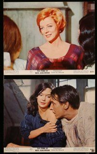 9s081 PRIME OF MISS JEAN BRODIE 7 color 8x10 stills '69 Maggie Smith, Pamela Franklin!