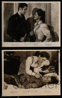 9s776 RAMROD 4 8x10 stills '47 cool images of gorgeous Arleen Whelan, Don Defore!