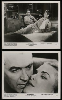 9s559 REAR WINDOW 6 8x10 stills R83 Alfred Hitchcock, Jimmy Stewart, sexy Grace Kelly, Thelma Ritter