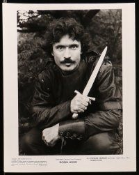 9s172 ROBIN HOOD 20 8x10 stills '91 Patrick Bergin in the title role, Uma Thurman as Marian!