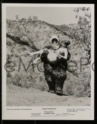 9s899 ROBOT MONSTER 3 TV 8x10 stills R81 3-D, cool images from the worst movie ever!