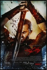 6r004 300: RISE OF AN EMPIRE advance DS 1sh 2014 March 7 style, sword & sandal action!